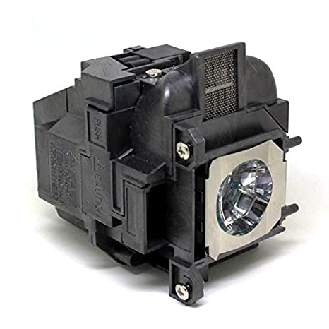 for Epson ELPLP57 Replacement Projector Lamp with Housing by ORILIGHTS