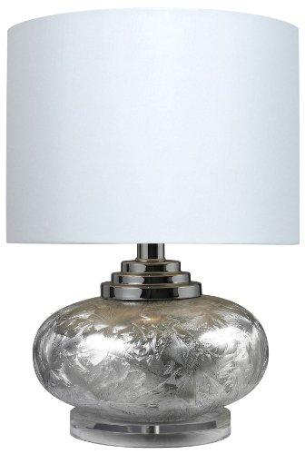 Dimond Lighting Dimond Table Lamp in Metallic Frost