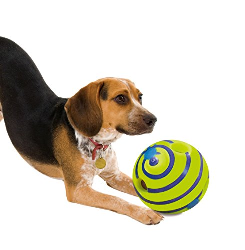Dog Toys Balls : Allstar innovations wobble wag giggle ball dog toy as