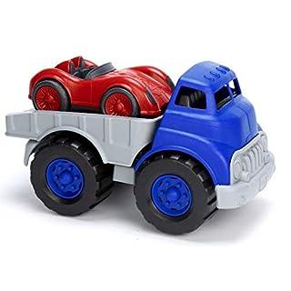 Green Toys Flatbed & Racecar FFP