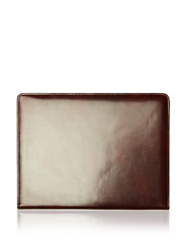 Bosca Old Leather 8.5'' x 11'' Legal Pad Cover in Dark Brown by Bosca