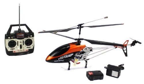 Horse Fly Helicopter (Double Horse 74CM 9053 Rc Helicopter Gyro big RTF Toy)