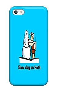 Waterdrop Snap-on Star Wars Day Slow Hoth Case For Iphone 5/5s(3D PC Soft Case)