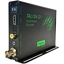 Osprey Video Talon G1 Encoder | 2 Channel H.264 Video Streaming Contribution Encoder