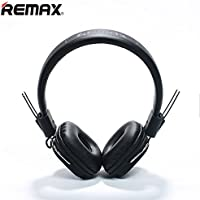 Wired Headphone with Microphone 3.5mm High Fidelity Headset for Gaming & Music Noise Canceling Over-ear Headphone with Tweed Woven Jacket Earphone Controling Volume(Black)