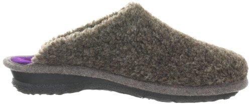 Rohde Florina 2267 Damen Pantoffel Beige (Trüffel 17)