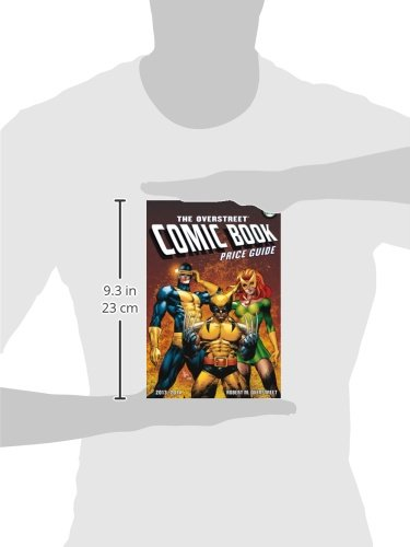 The Overstreet Comic Book Price Guide, Vol. 43