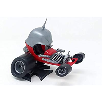 Tom Daniel Snap Together Easy to Build Lil Red Baron Show Rod Plastic Model Kit 1/32 Atlantis: Toys & Games