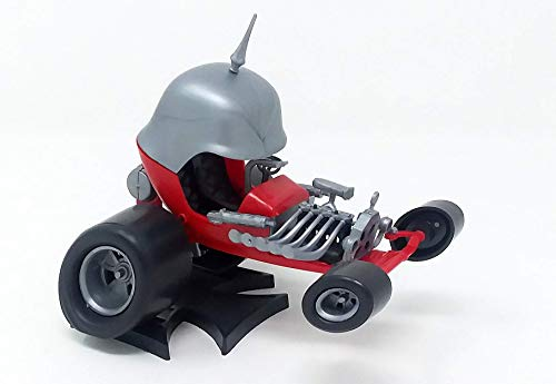 Tom Daniel Snap Together Easy to Build Lil Red Baron Show Rod Plastic Model Kit 1/32 Atlantis 2