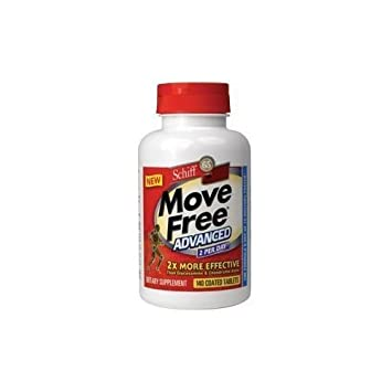 Amazon.com: Schiff Move Free Advanced – Glucosamina ...