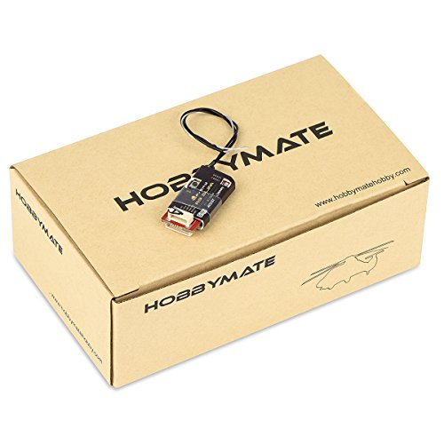- Hobbymate R9 SLIM 900MHZ ACCST 6/8/16CH Long Range Telemetry Receiver With SBUS Port