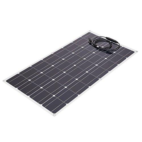 Nexttechnology Ultra Thin Outdoor Solar Panel (100W)