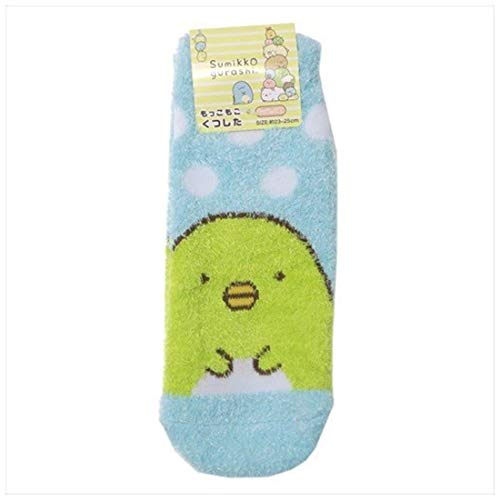 SMALL PLANET (SMALL PLANET) San-X Sumikko Gurashi Women Socks Penguin? / Dot Winter Item ()