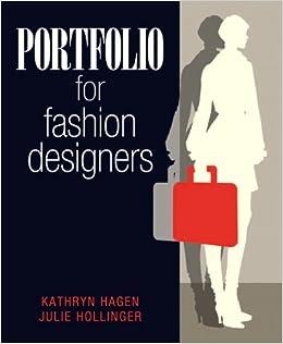 Book Portfolio for Fashion Designers