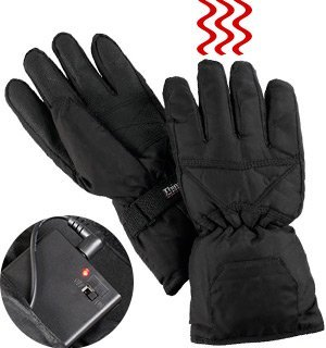 Battery Operated Gloves - 2