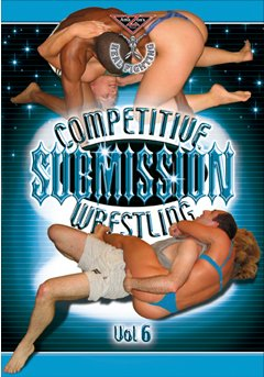 French mixed wrestling - Competitive submission wrestling vol.6 (Female vs Male) DVD Amazon's Prod