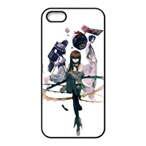 Steins Gate iPhone 4 4s Cell Phone Case Black xlb-057156
