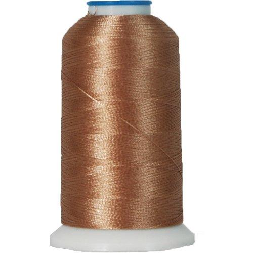 Rayon Embroidery Thread No  101-1000M - WHITE Threadart Christmas