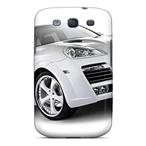Hot New Porsche Cayman Techart 2 Case Cover For Galaxy S3 With Perfect Design