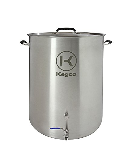 20 gallon boil kettle - 5