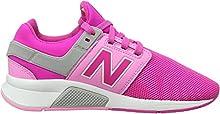 New Balance 247v2, Zapatillas Unisex Niños, Rosa (Pink/Pink Fe), 39 EU