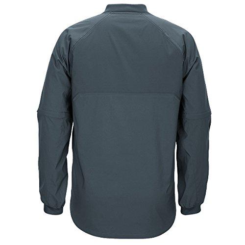adidas Mens Fielders Choice Convertible Jacket Onix/Onix pHZqc9