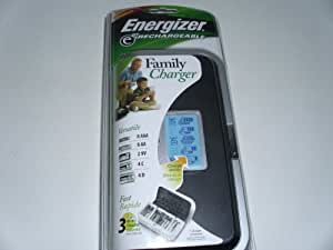 Energizer Recharge CHFC (R1) Universal Energizer E2® Charger