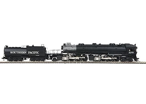 MTH TRAINS; MIKES TRAIN HOUSE SP 4-8-8-2 CABFWD#4130-DCC&SND ()