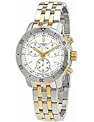 Tissot PRS 200 Stainless Steel Chronograph Mens Watch T0674171103101