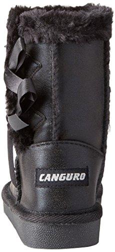 CANGURO Mädchen C57414h/Az Schneestiefel Nero (Nero)