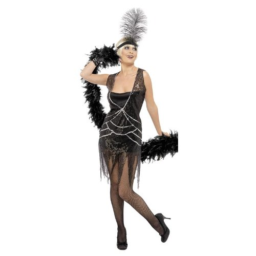 20er Jahre Kostum Fur Damen Kleid Charleston Abendkleid Burlesque