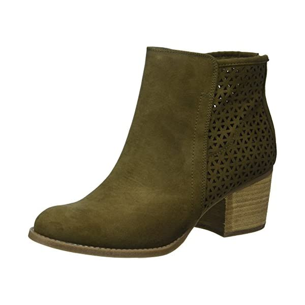 Madden Girl Women's Fayth Ankle Boot