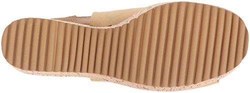 Chinese Sandal Cream Leather Laundry Trinity Women's Wedge BxvqBr