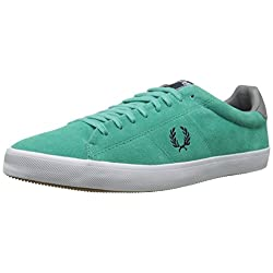 Fred Perry Men's Howells Suede Fashion Sneaker