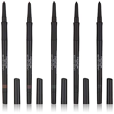 Laura Geller New York Inkcredible Waterproof Gel Eyeliner 5 Piece Kit