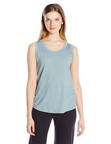 shirt Femme Alternative T Fog Blue 5HqEEaAnX