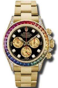 Armbanduhr herren rolex  Rolex Oyster Perpetual Daytona 116589RBOW: Amazon.de: Uhren