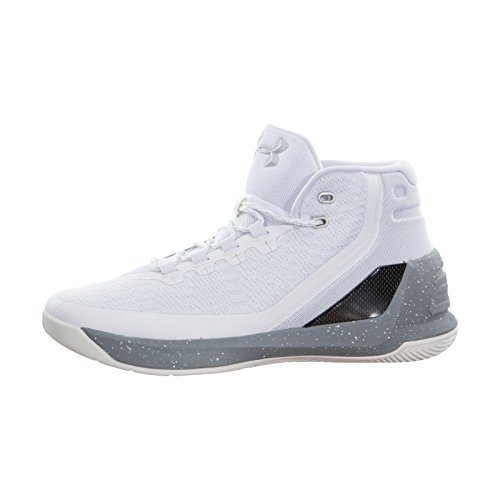 Under Armour - Chaussure de Basketball Under Armour Stephen Curry 3 Domino Blanc Pointure - 45