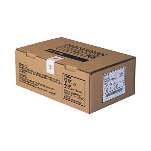サトー バートロリボン T110T39.5mm×240m 裏巻 WB1034961 1箱(10巻) AV デジモノ プリンター その他のプリンター 14067381 [並行輸入品] B07P3M54GN