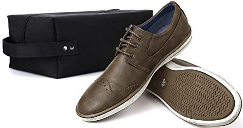 Mio Marino Men Casual Oxford Shoes Comfortable Business Fashion Mens Casual Dress Shoes