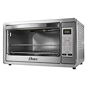 amazon com oster extra large digital countertop convection oven