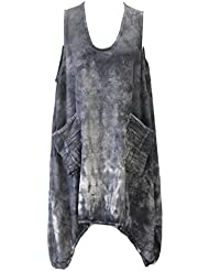 Oh My Gauze Womens Brad Vest One Size