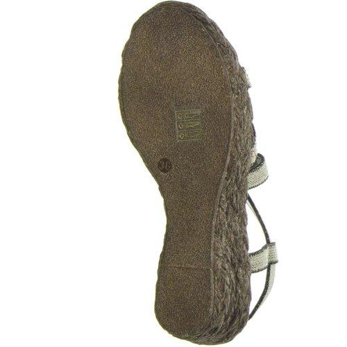 Vista Damen Sandaletten mehrfarbig Mehrfarbig