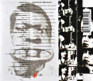 Rolling Stones Exile On Main Street Deluxe Edition