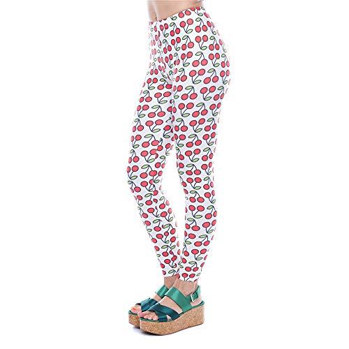 Pour Stretch Pantalons Leggins 3d High Yoga Femmes Imprimé En dq4qBw