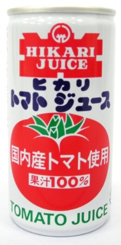 190gX30 this light food domestic tomatoes use tomato juice Salted by Light food
