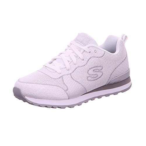 Skechers 117 Blanc Wht Taille 35