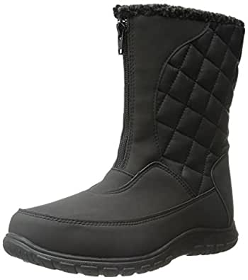 Amazon.com | Totes Women's Amanda Cold Weather Boot | Snow Boots