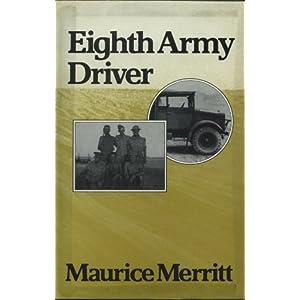 Eighth Army Driver Maurice Merritt