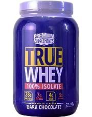 True Whey isolate 1200Gm Dark chocolate